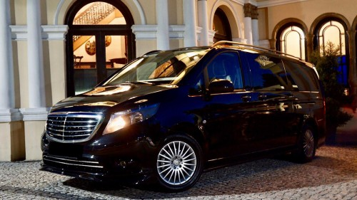 Şoförlü Vito Kiralama